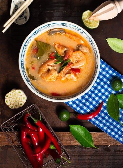 Thais eten